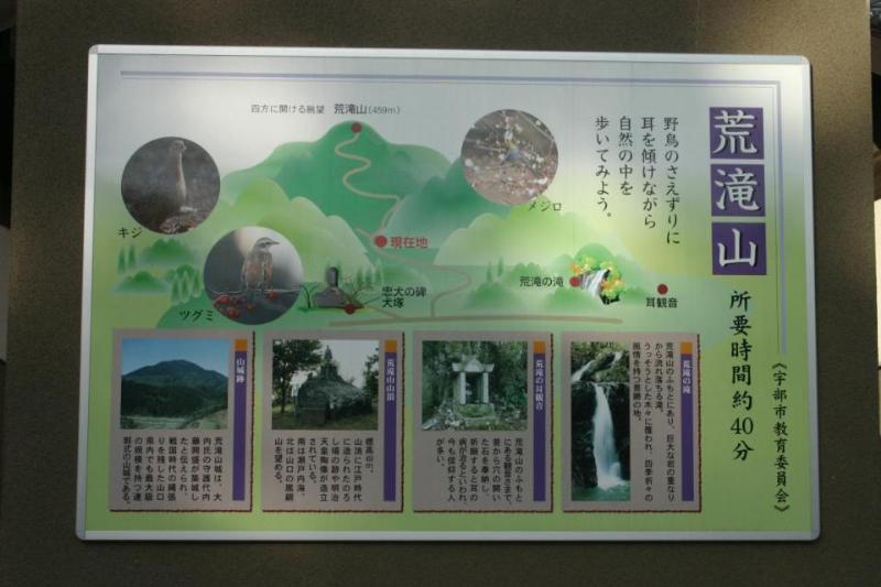 荒滝山・日ノ岳